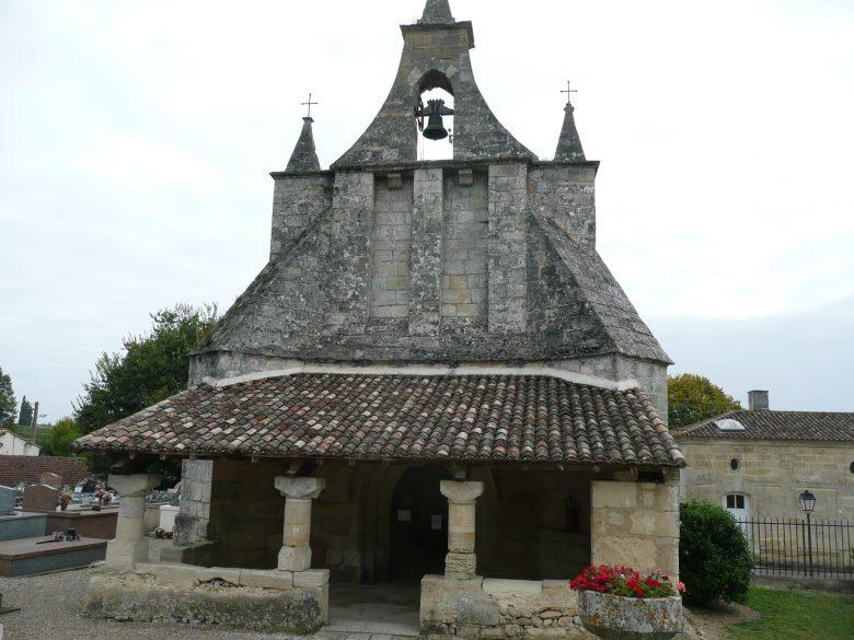 Eglise Tizac