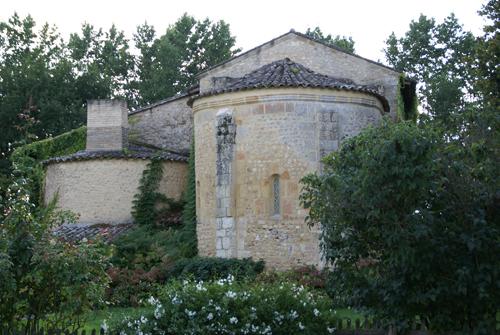 Eglise d'Aubiac – Verdelais