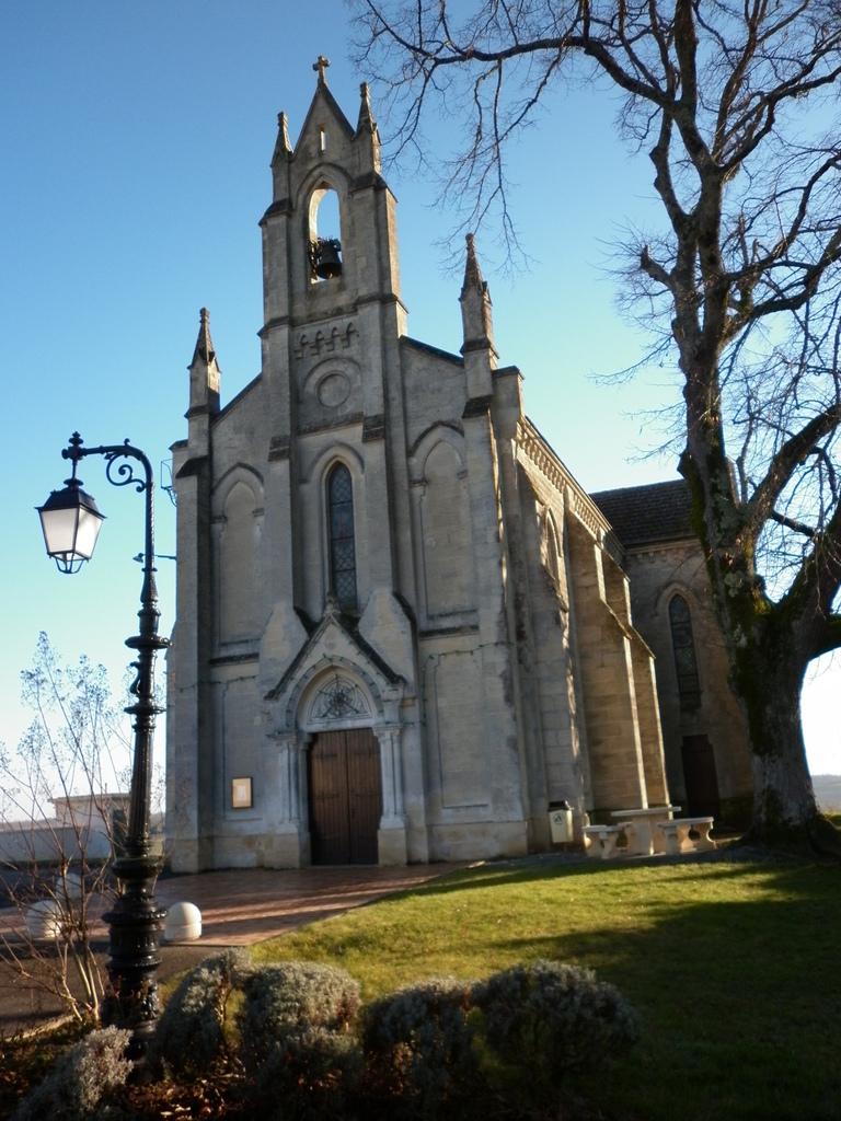 Eglise d'Omet