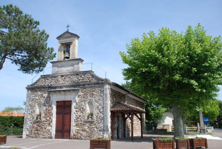 Eglise de Cazaux