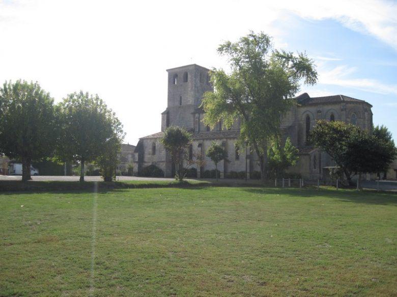 Eglise de Cézac