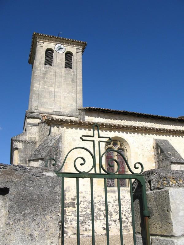 Eglise de Cubnezais