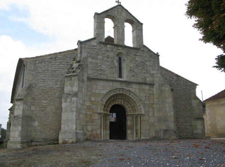 Eglise de Générac 2