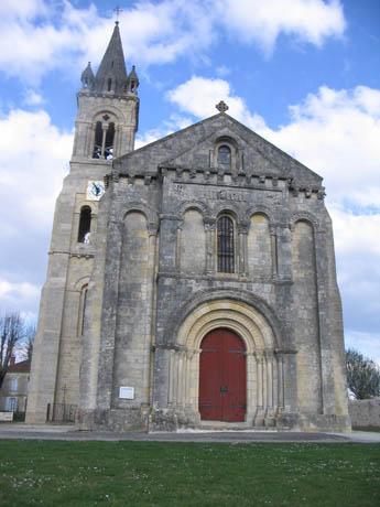 Destination Garonne, église Saint-Pierre, Loupiac