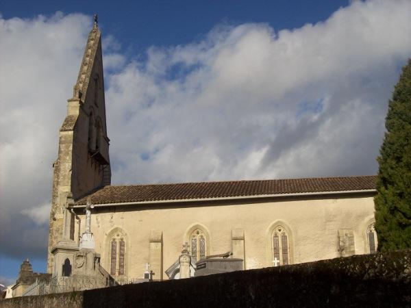 Eglise de Mongauzy