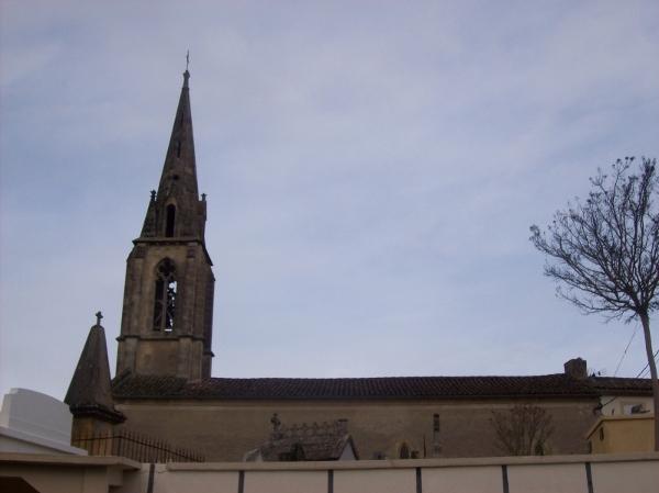 Eglise de Montagoudin