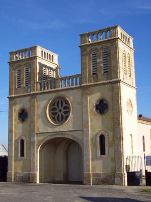 Eglise de Semens