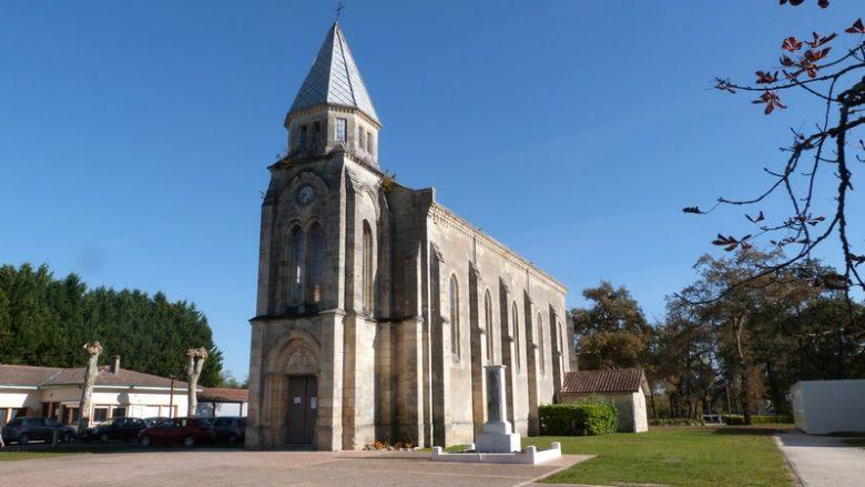 Eglise lacanau de mios (4)