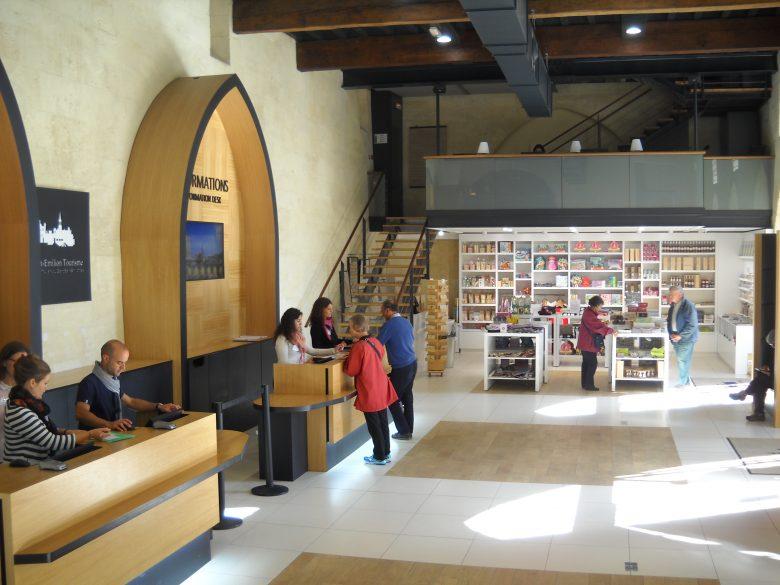 Espace accueil-boutique OTSE 11 – (c) Emmeline Azra
