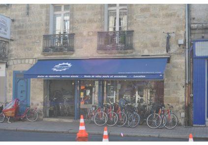 Location de vélos «Esprit Cycles»