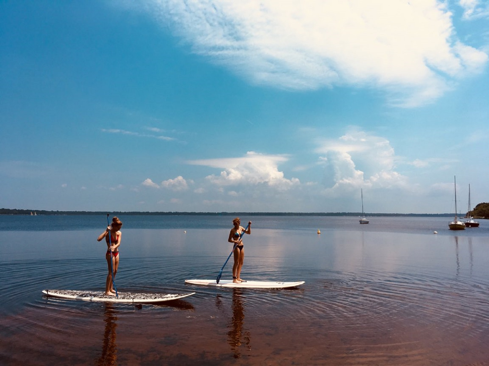 Evolution 2 Lacanau Stand'Up Paddle school 3