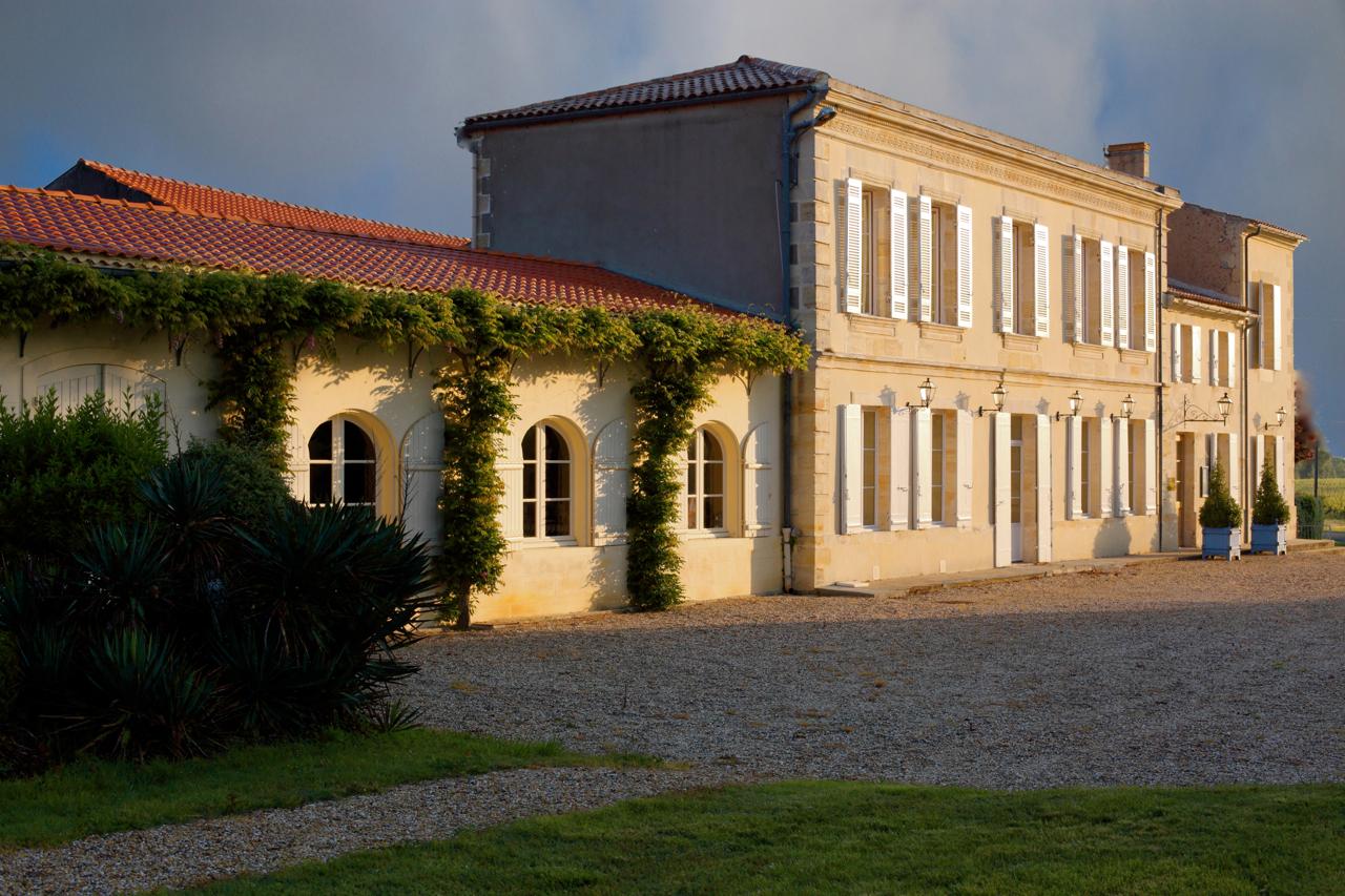 Façade Hôtel HD