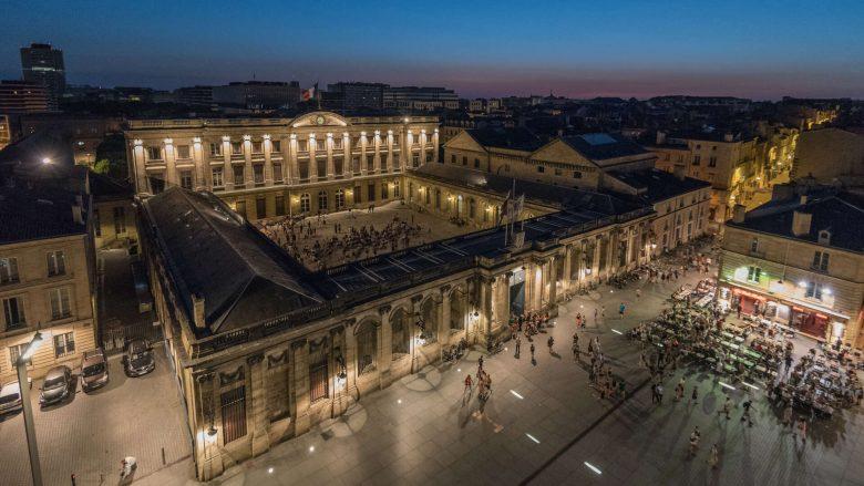 Palais Rohan lors de la Fête-de-la-musique