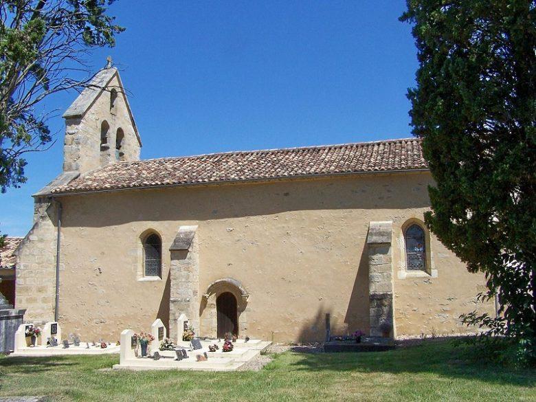 Fossès-et-Baleyssac_Église notre dame (1)
