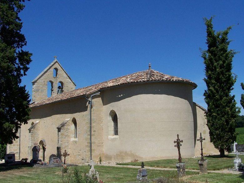 Fossès-et-Baleyssac_Église notre dame (2)