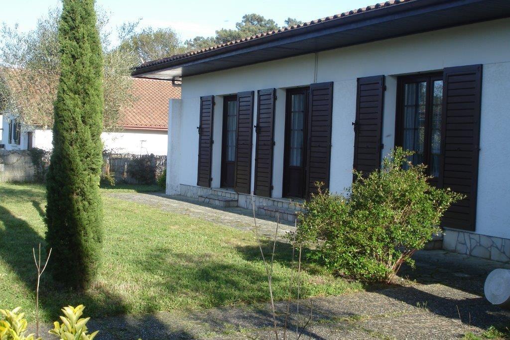 GRIZEAU – Façade Villa côté rue (1)