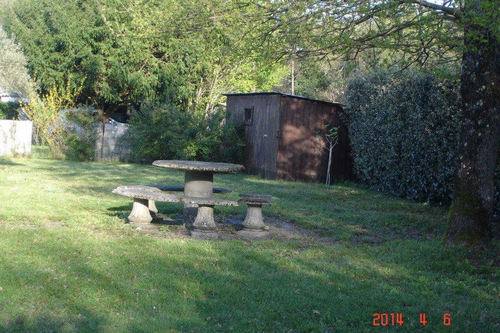 GRIZEAU – Villa côté jardin