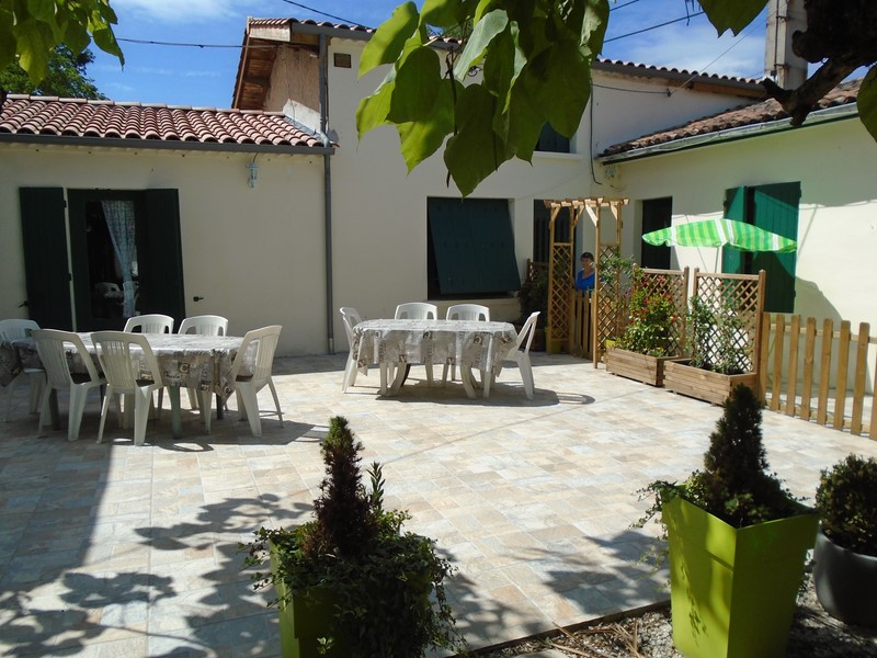 Gîte Chez Martine – LANGON – Sud-Gironde