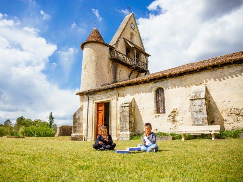 Goualade – église (1)