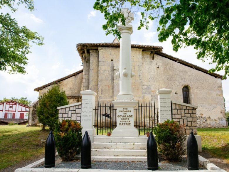 Goualade – église (4)
