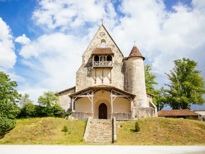 Goualade – église (5)