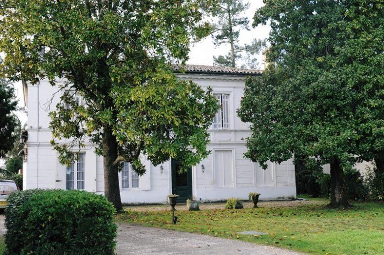Destination Garonne, Château Grand Abord, Portets