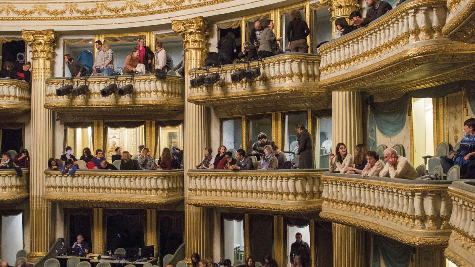 Salle de spectacle du Grand-Théâtre