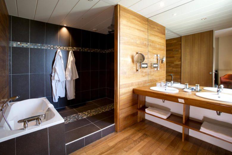 Grattequina salle de bain Chambre Garonne