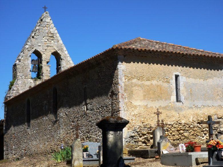 Grignols – Eglise notre dame de Sadirac (1)