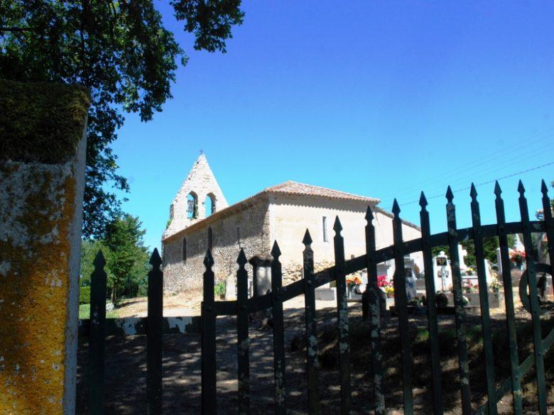 Grignols – Eglise notre dame de Sadirac (2)