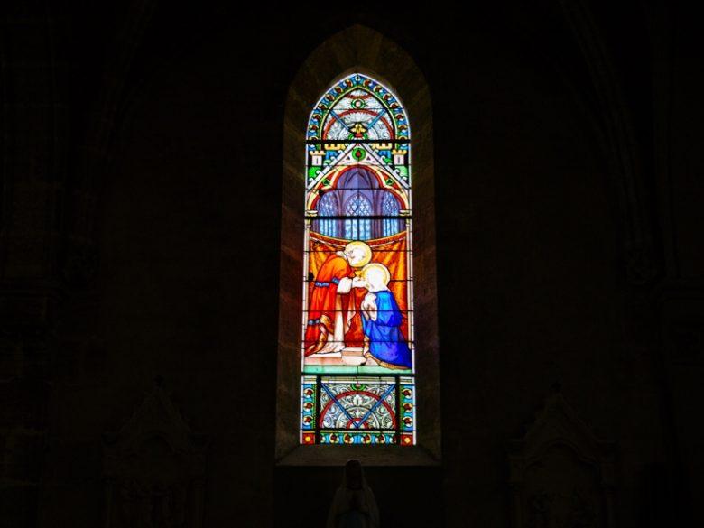 Grignols – église (6)