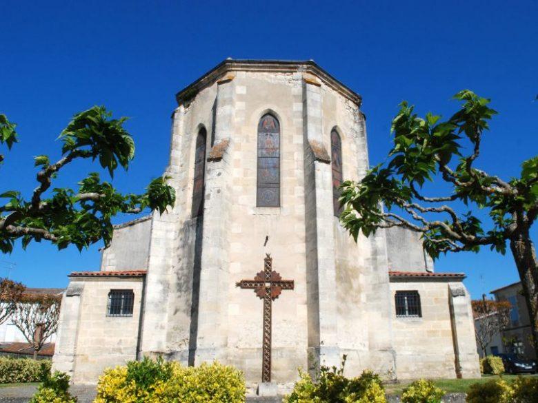 Grignols – église Immaculée Conception (ph. Elodie F) (1)