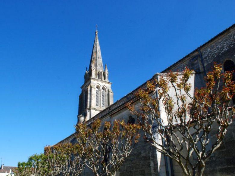 Grignols – église Immaculée Conception (ph. Elodie F) (4)