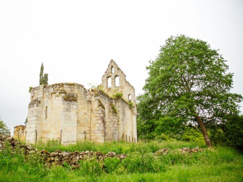 Grignols – église d'Auzac (1)