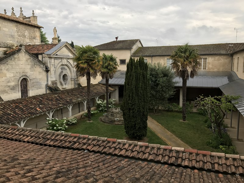 Hostellerie Géraud de Graves – VERDELAIS – Sud-Gironde