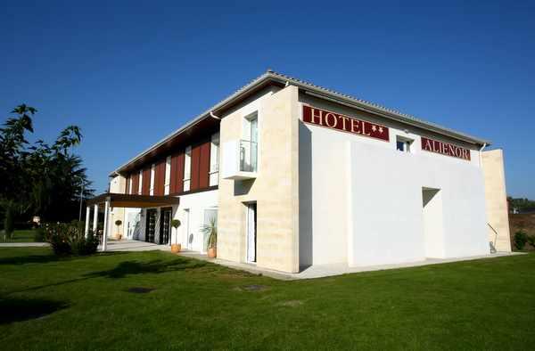 Hôtel Alienor Copyright Philippe Labeguerie