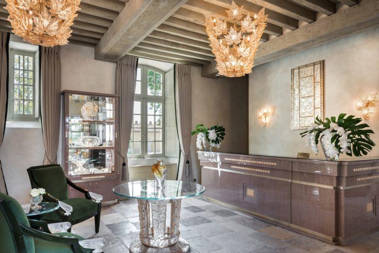 Hôtel Restaurant Lalique – BOMMES  – Sud-Gironde