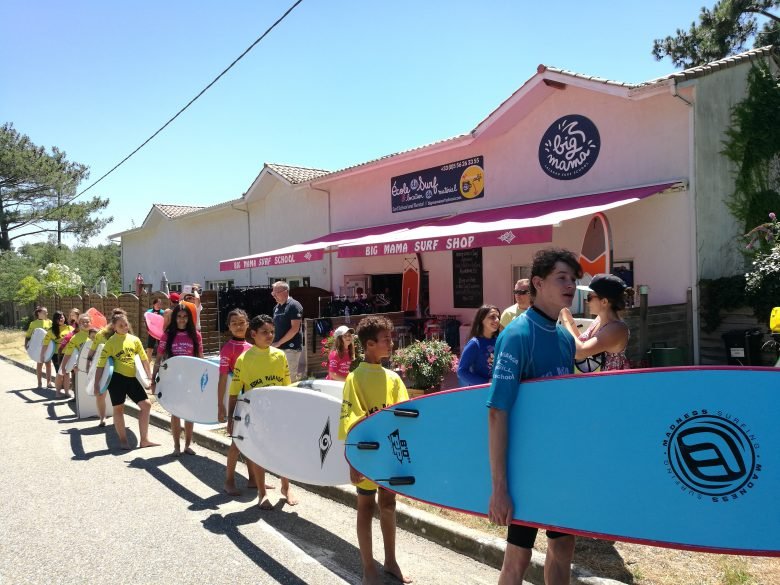 Big Mama Surf School