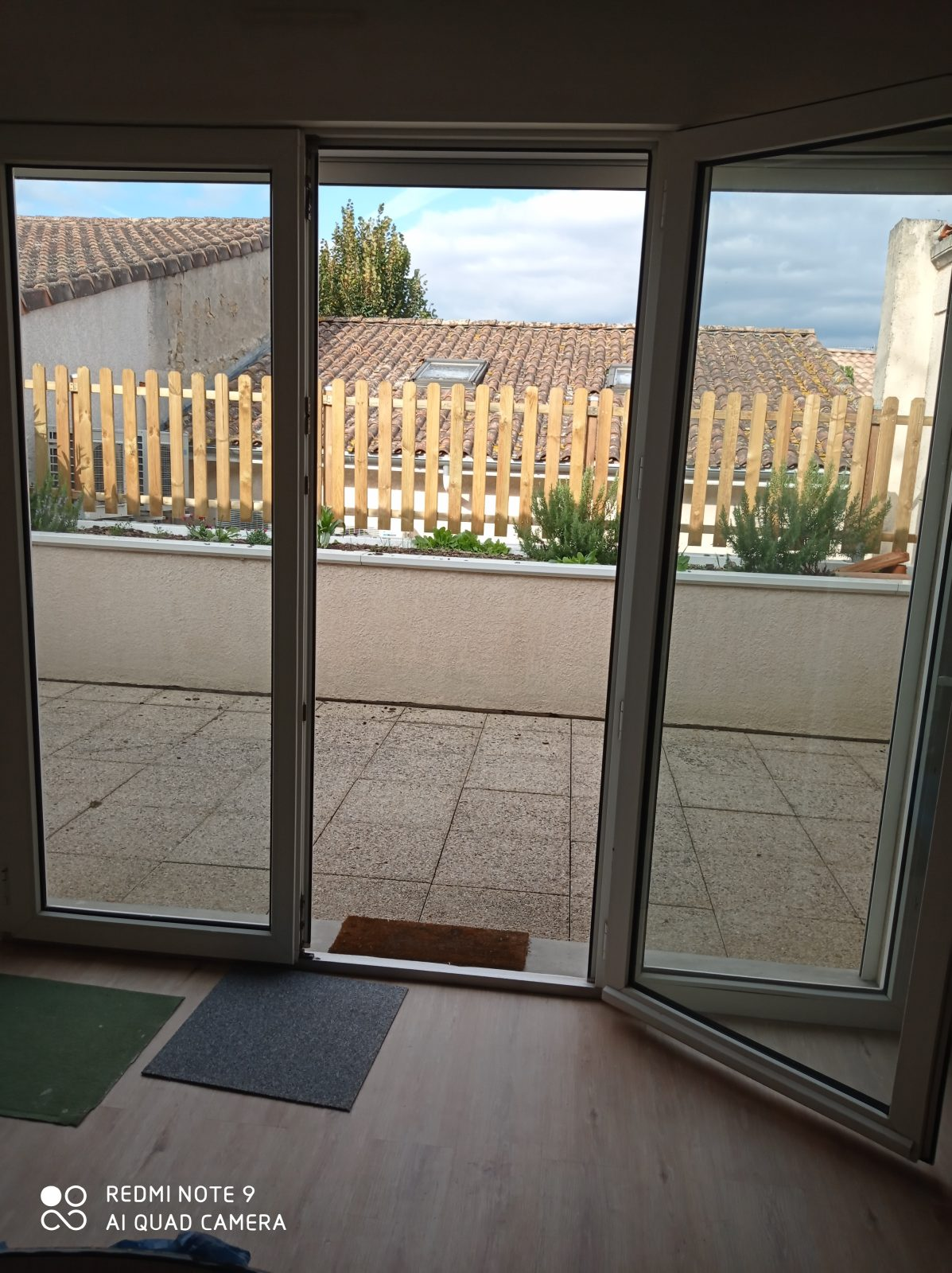 Une terrasse en ville -LANGON -Sud-Gironde