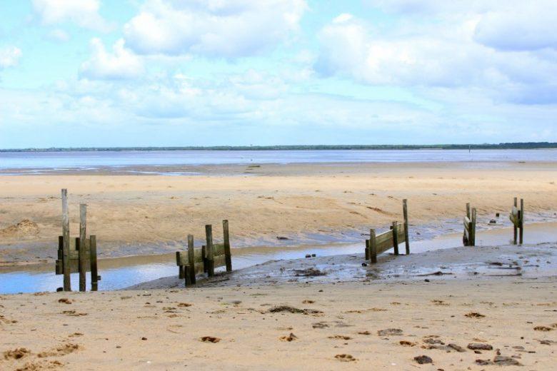 Plage sentier du littoral