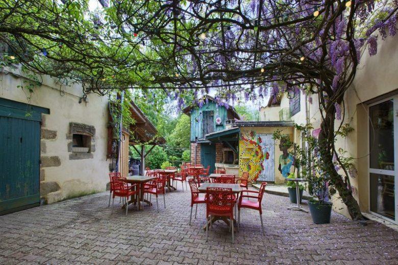 Sous la Tonnelle – UZESTE – Sud-Gironde