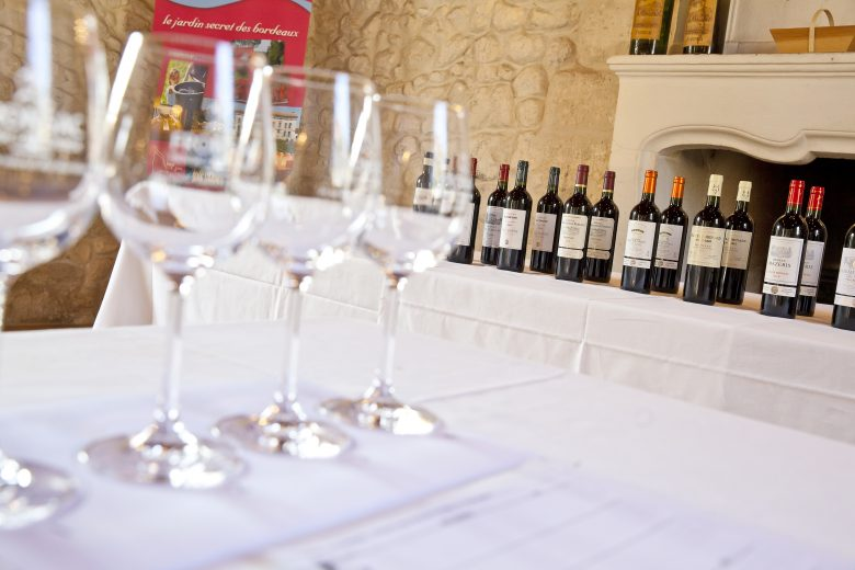 maison des vins Fronsac – verres