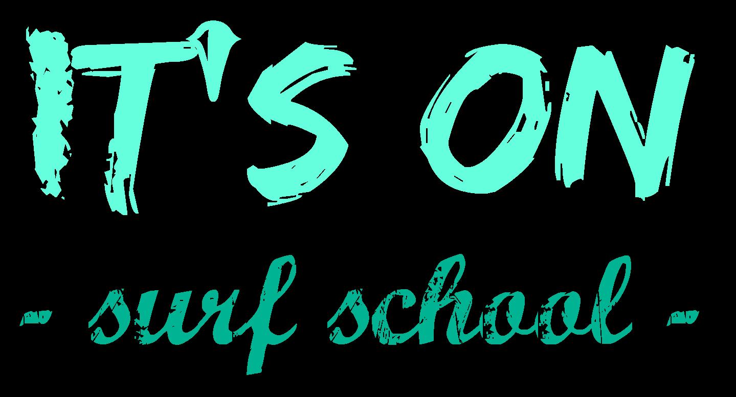 ITSONsurfschool logo