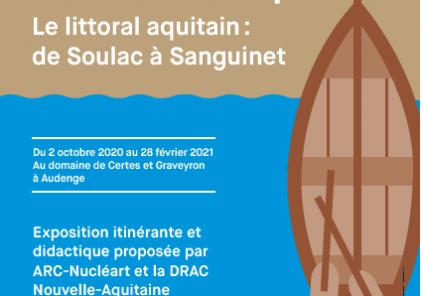 EXPOSITION SUSPENDUE:»Sauvé des eaux, sauvé du temps – le littoral aquitain : de Soulac à Sanguinet «