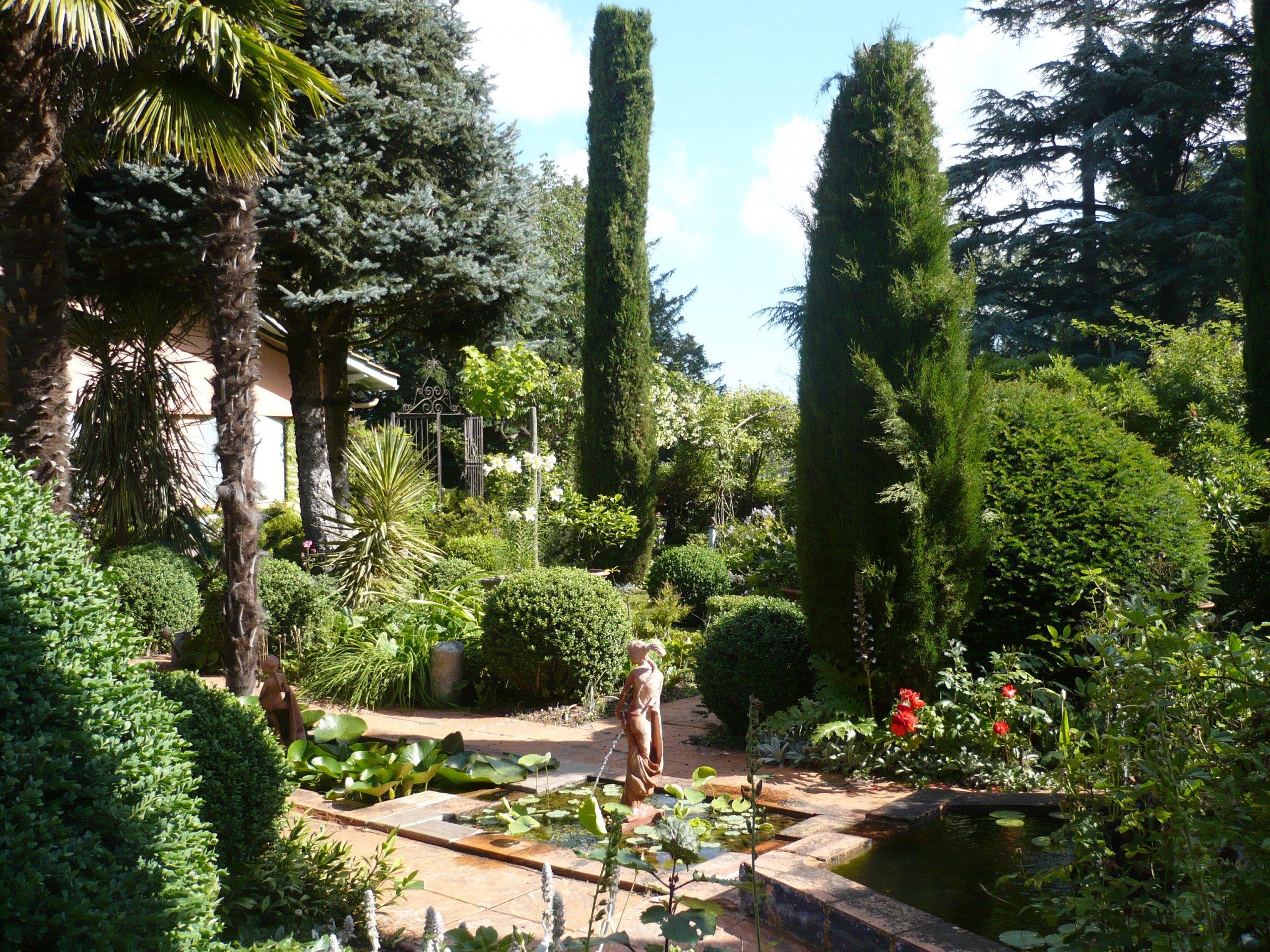 Jardin Clozet