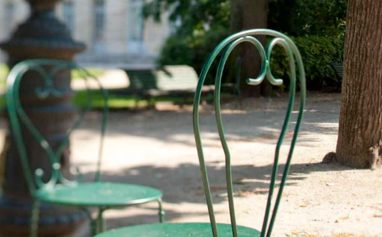 Jardin de la mairie de Bordeaux (1)