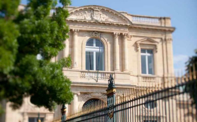Jardin de la mairie de Bordeaux (2)