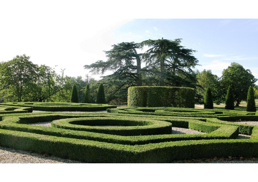Jardin du PIERRAIL