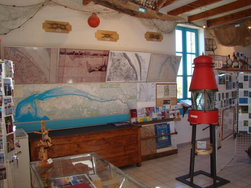 Jau-Dignac-et-Loirac – Musée du Phare de Richard
