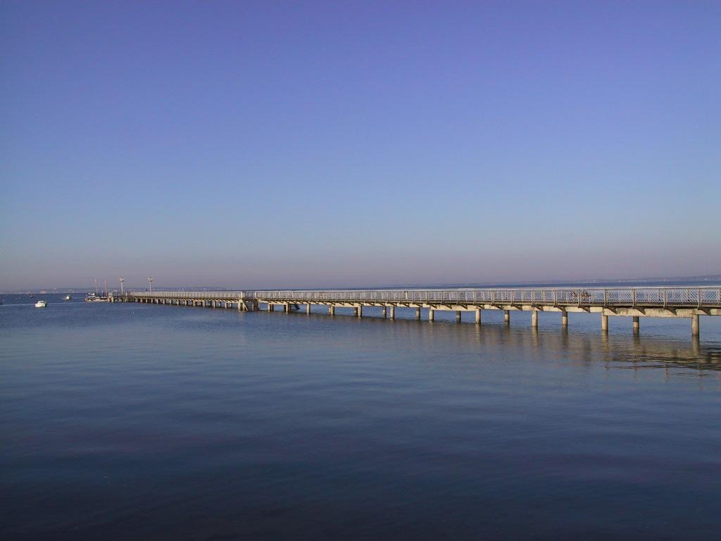 Jetée et le Bassin